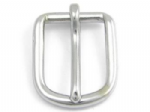 18mm Bridle Buckle. Chrome Plated Steel. Code BUC156